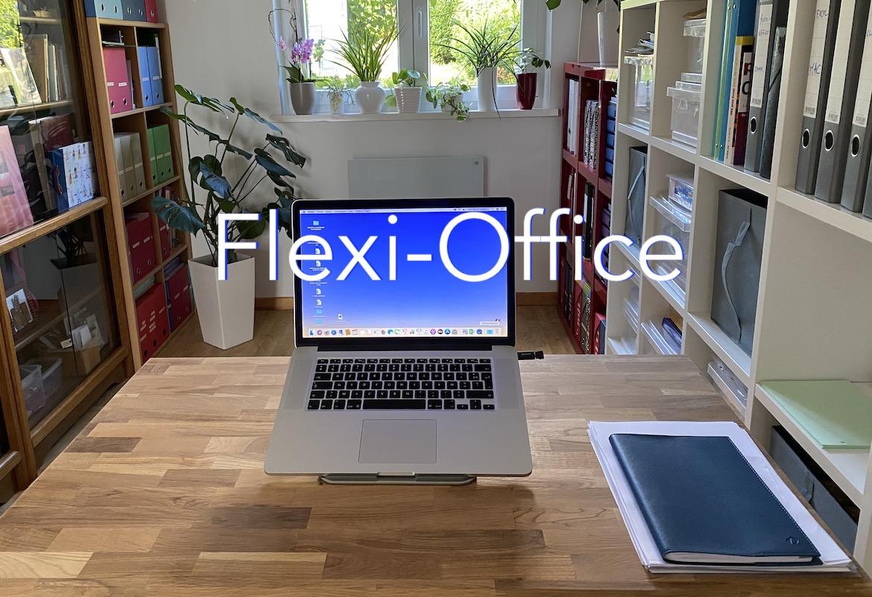 bureau flexi office excel